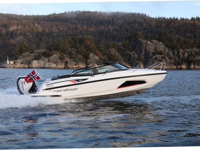 Nordkapp Noblesse 660, barco ganador