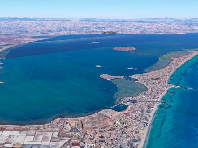 Mar Menor, Mar Mayor, Mar, crónica de una muerte anunciada