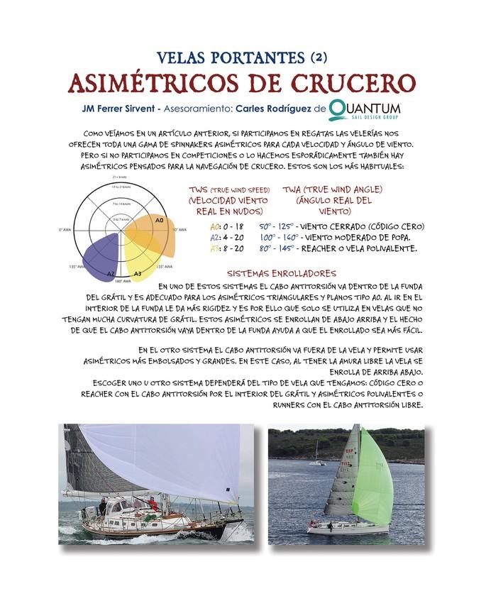 Asimétricos de Crucero