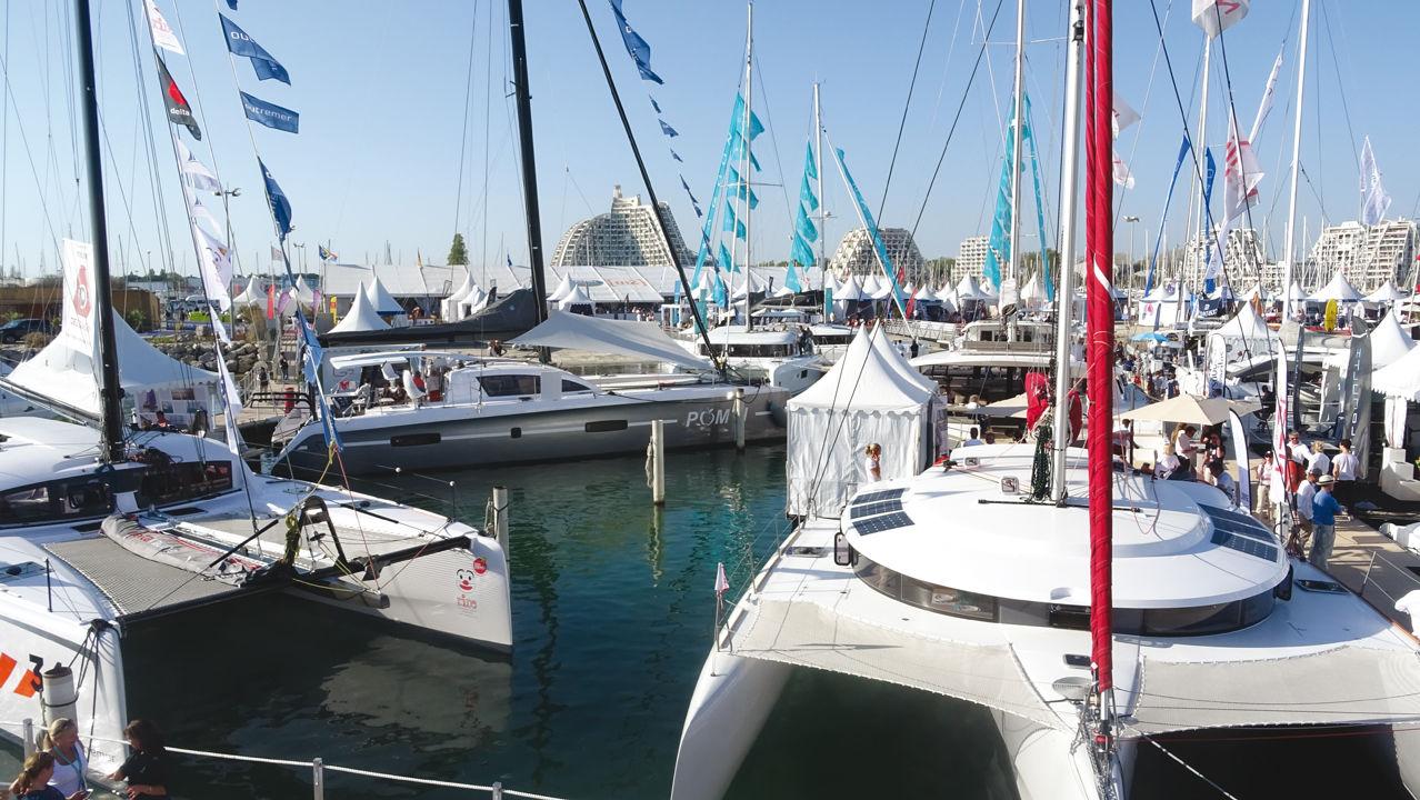 Med Cat Yachts en La Grande Motte