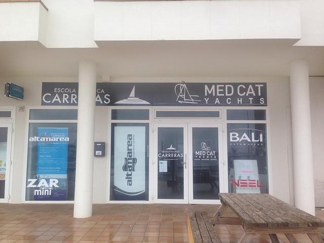 Med Cat Yachts abre Nueva oficina en l'Escala