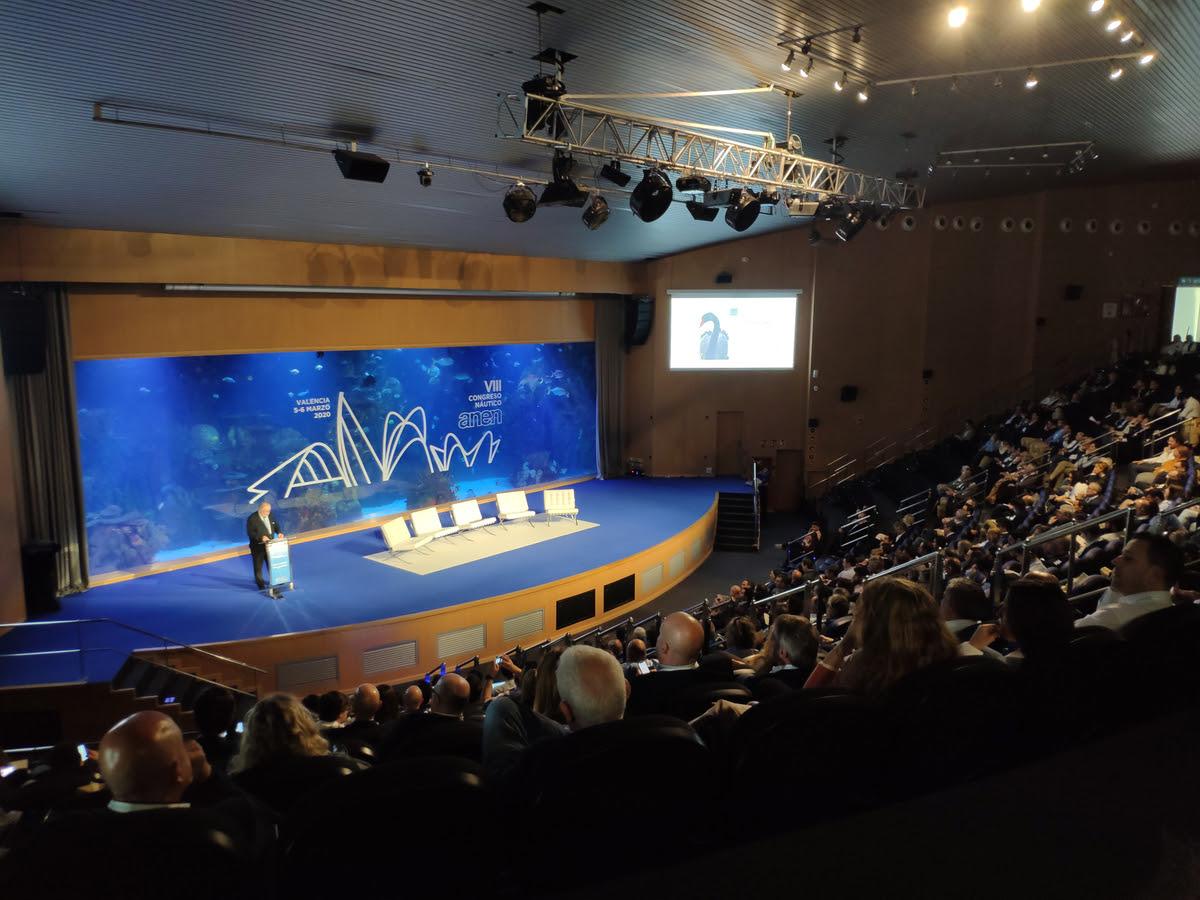 El Palma International Boat Show, en el Congreso Náutico de ANEN