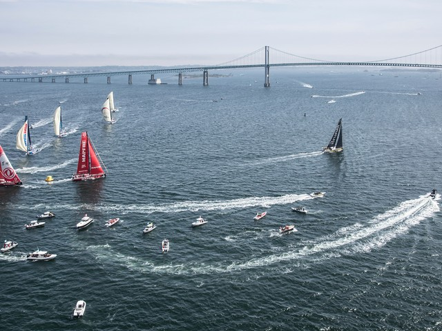 The Ocean Race regresa a Newport