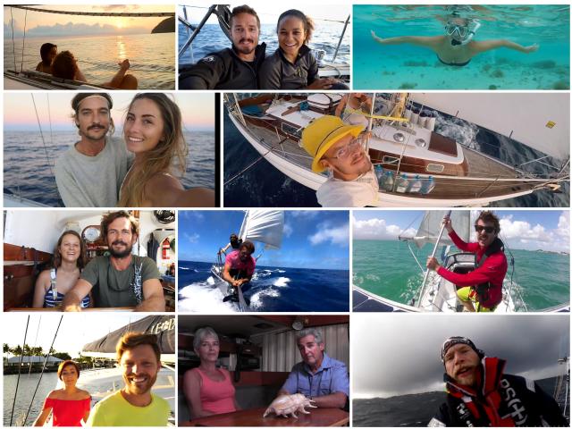 15 canales de Youtube para dar la vuelta al mundo navegando a vela