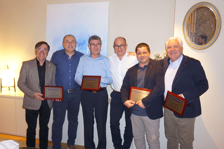 Premios Volvo Penta Center y Servicios 2019