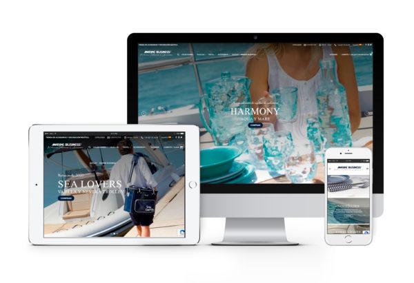 Marine Businesslanza nueva web