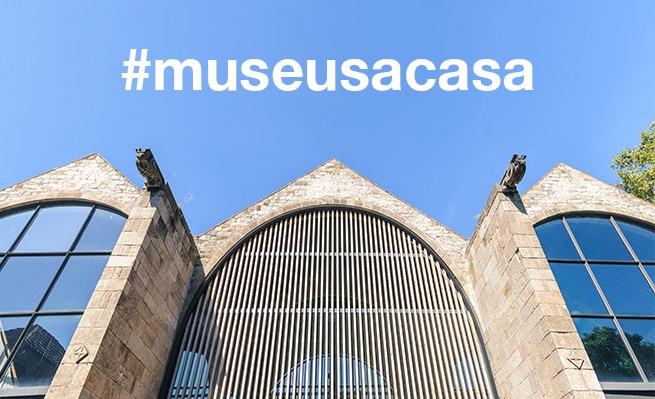 #museusacasa, la propuesta del Museu Marítim para acompañaros durante los días de confinamiento