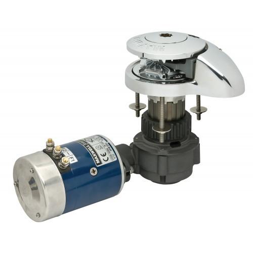 Los molinetes de acero inoxidable (AISI 316) de la serie RC8 automáticos de cabo/cadena