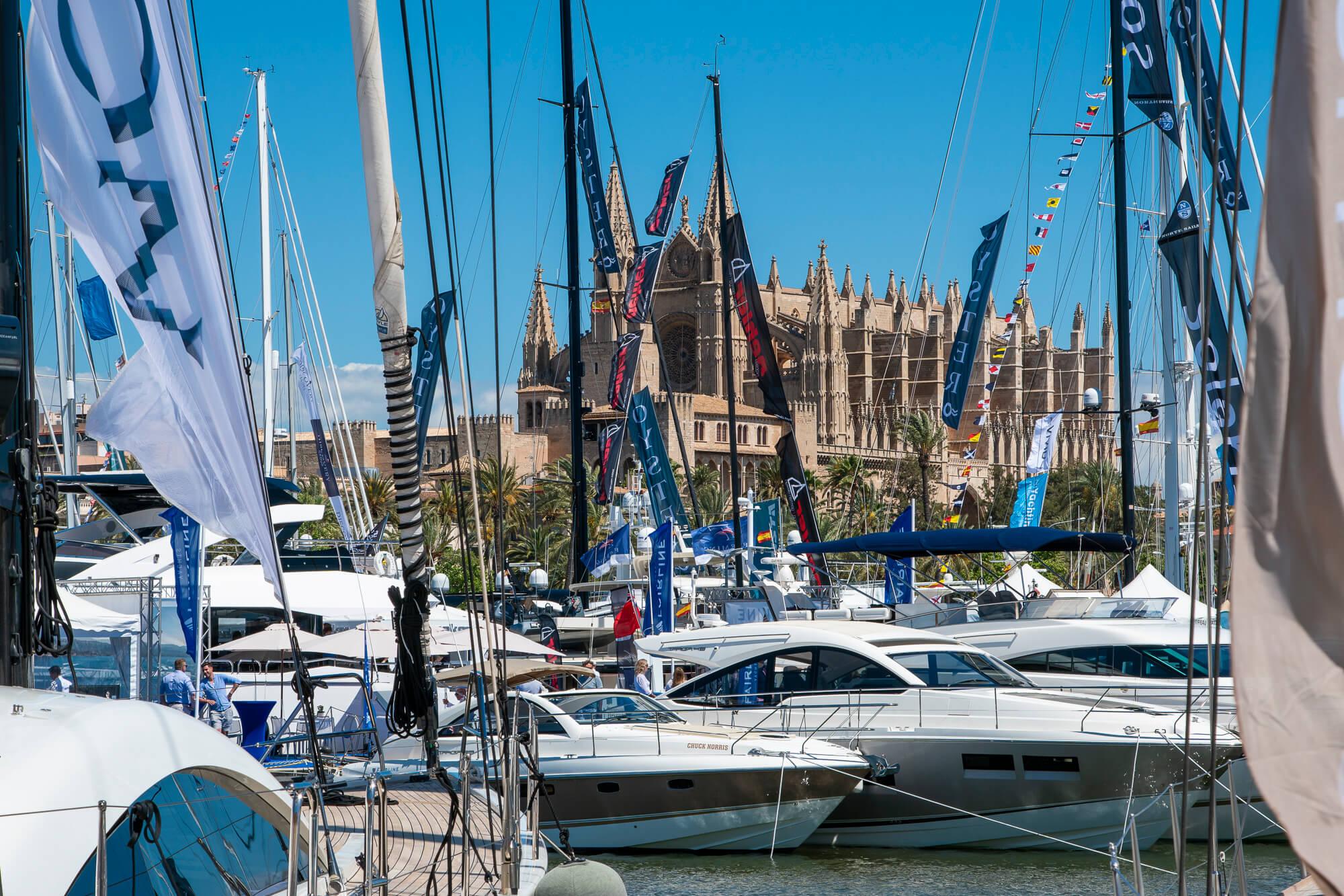 Nuevas fechas para el Palma International Boat Show 2021