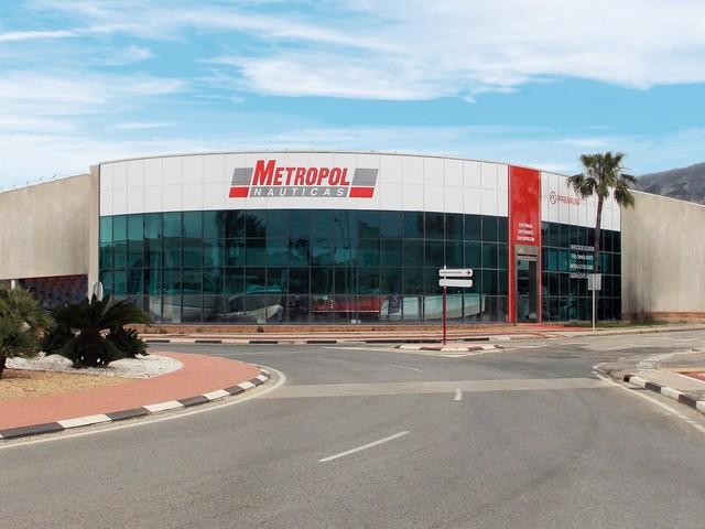 Nuevas instalaciones en Metropol Dénia