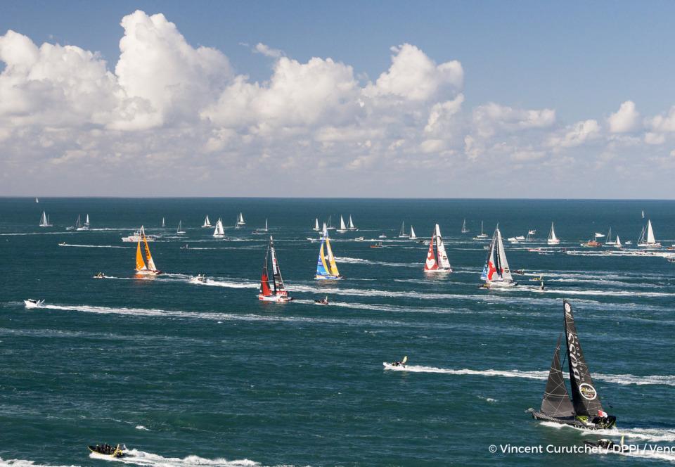 La Vendée Globe 2020 comenzará el 8 de noviembre