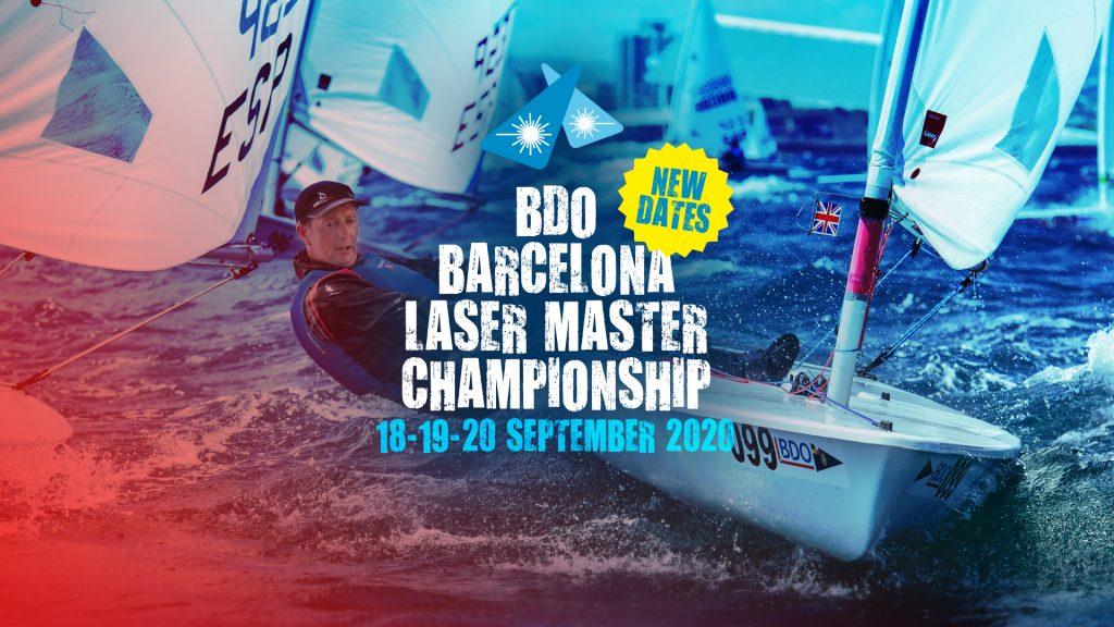 regata BDO Barcelona Laser Master Championship 2020