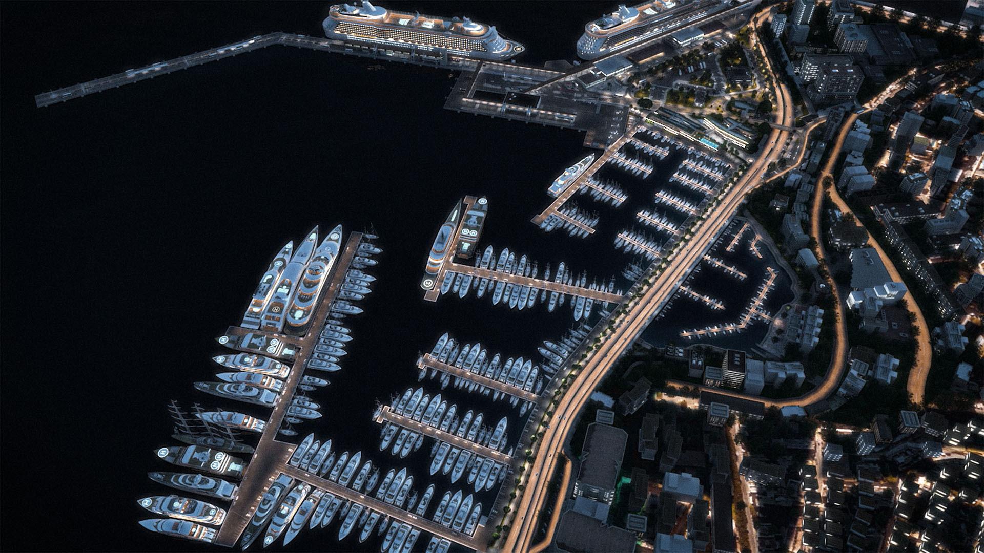 Luz verde a la obra marítima del Club de Mar Mallorca
