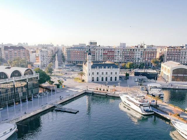 La Marina de València celebra encuentros digitales sobre náutica, espacio público, innovación, cultura, ocio y gastronomía