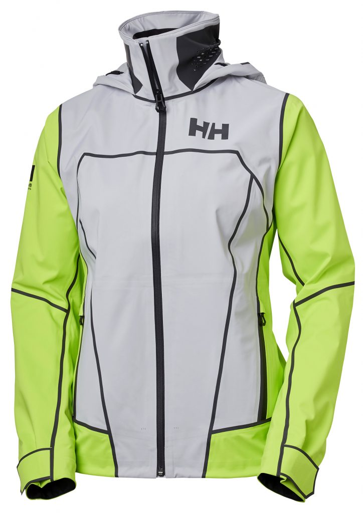 W HP Foil Pro Jacket chaqueta helly hansen