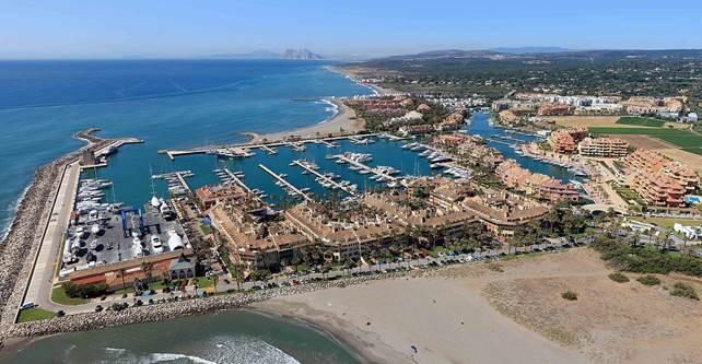 Puerto Sotogrande, Marinas de Andalucía