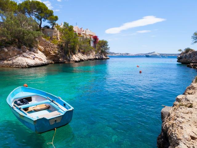 Algunas de las mejores playas para navegar este verano