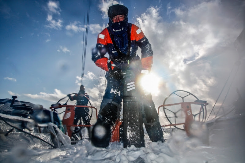 Helly Hansen será Patrocinador Oficial de The Ocean Race