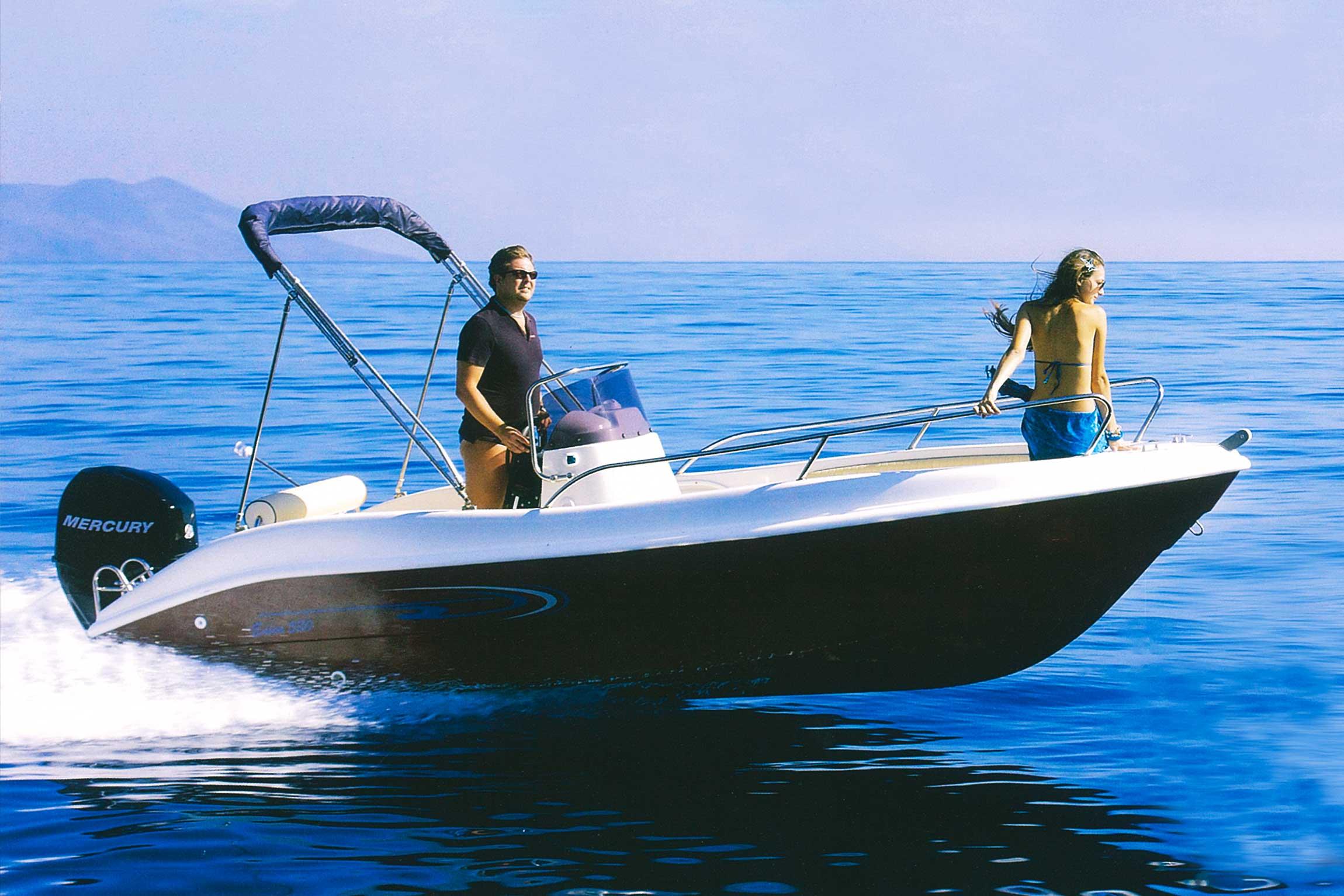 Yanmar Equipment Iberica, nuevo importador de la gama de embarcaciones italianas TRIMARCHI