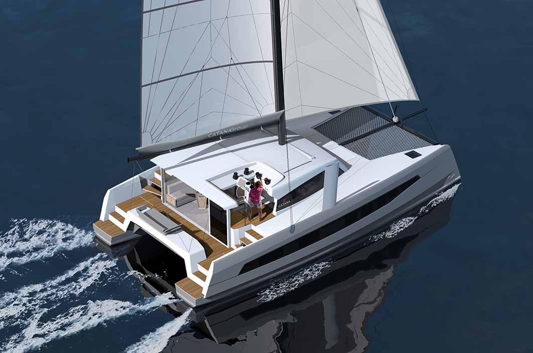 Catana OceanClass 50