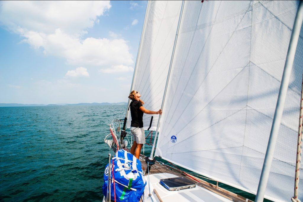 NPC Radian north sails
