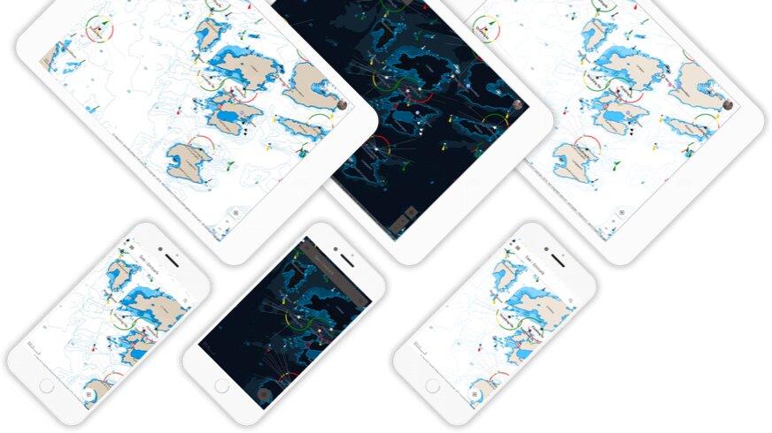 C-MAP renueva su app de navegación náutica