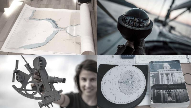Marina Vela Barcelona acoge la nueva edición de la travesía astronómica STELLA OCEANI MED