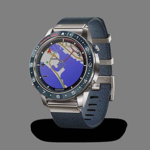 Garmin: reloj MARQ Captain