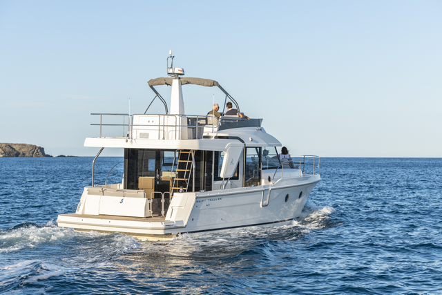 Bénéteau Swift Trawler 41