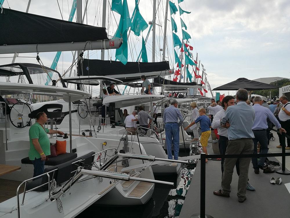 La náutica apuesta por los salones náuticos presenciales