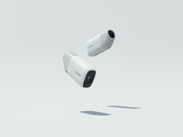 Canon PowerShot ZOOM, una cámara de diseño para llevar a bordo