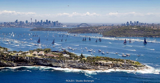 La Rolex Sydney Hobart 2020 cancelada por el COVID-19