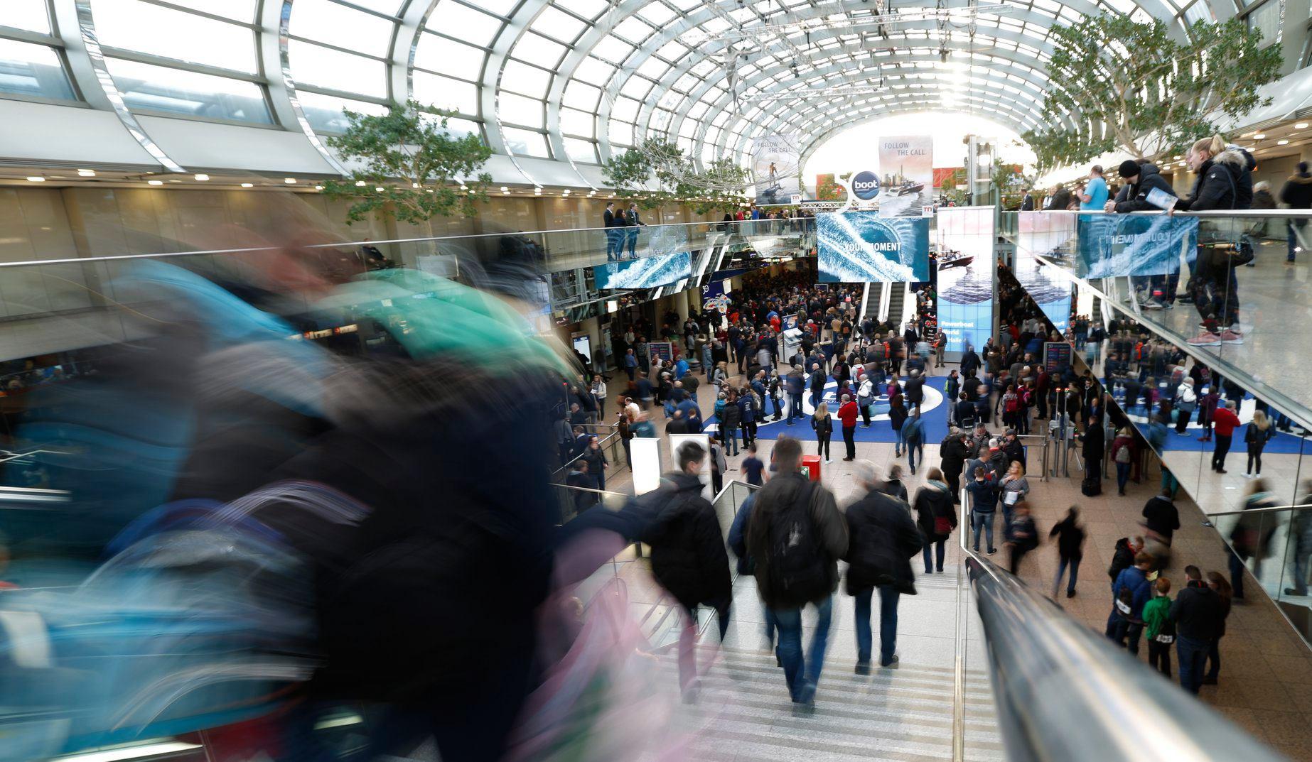 boot Düsseldorf 2021 se celebrará del 17 al 25 de abril