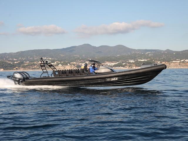 Aresa 1700 Black Falcon, multiplataforma de altas prestaciones