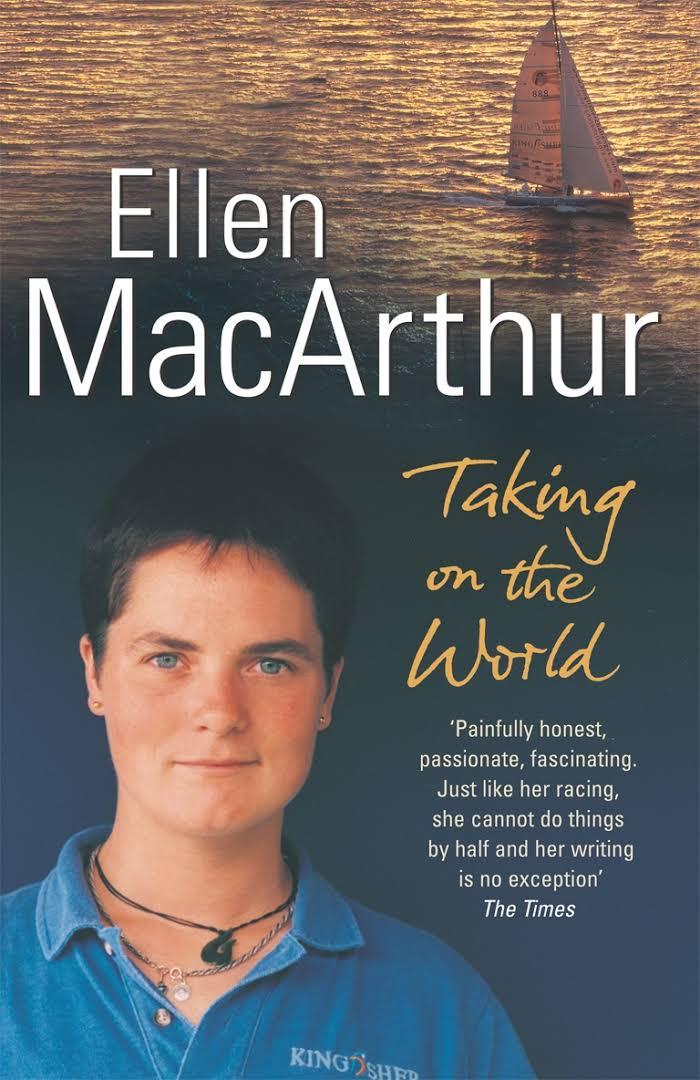 Ellen MacArthur.