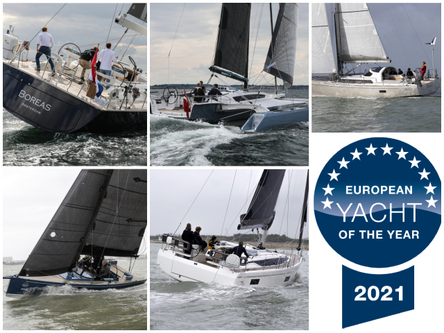 European Yacht of the Year 2021