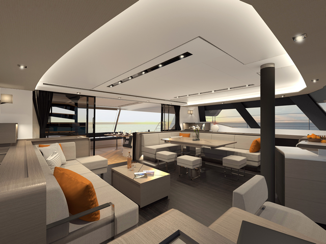 Fountaine Pajot Samana 59.