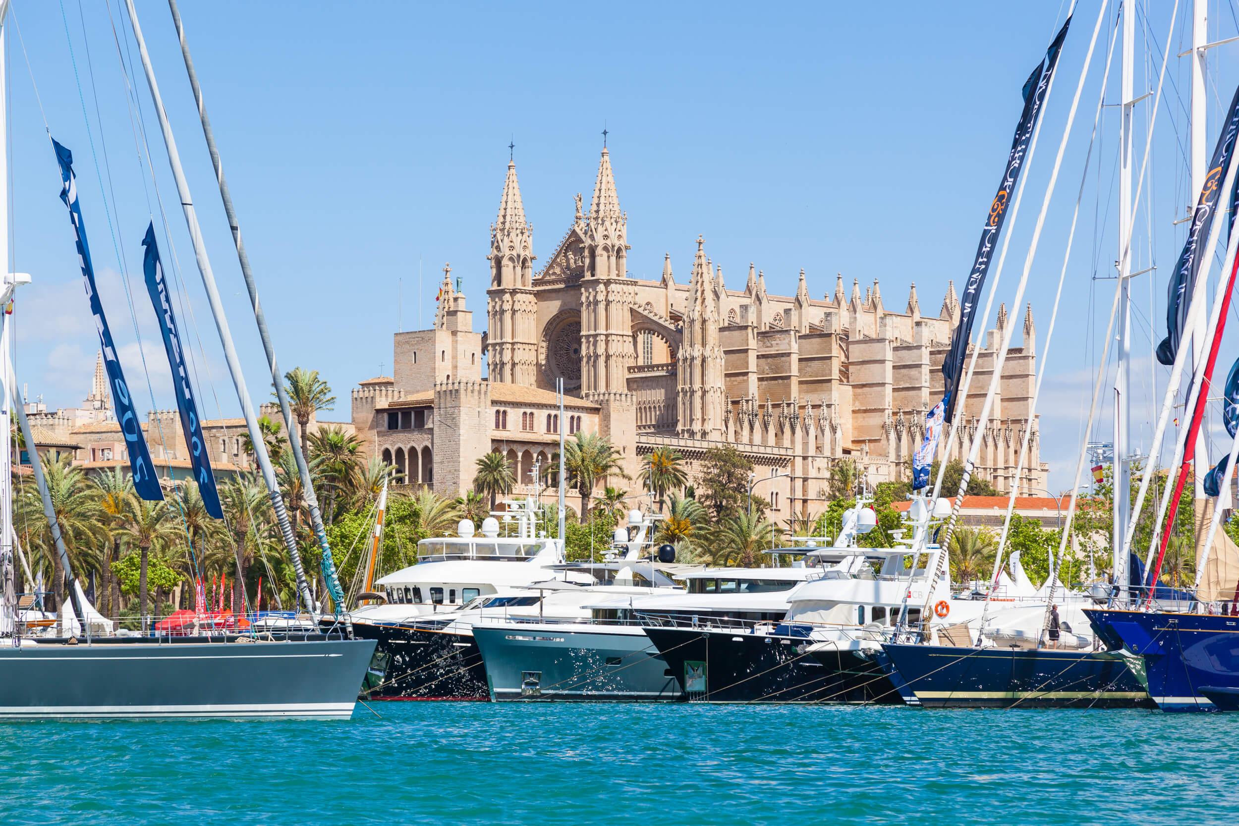 El Palma International Boat Show ya tiene el 75% de la superficie de exposición contratada