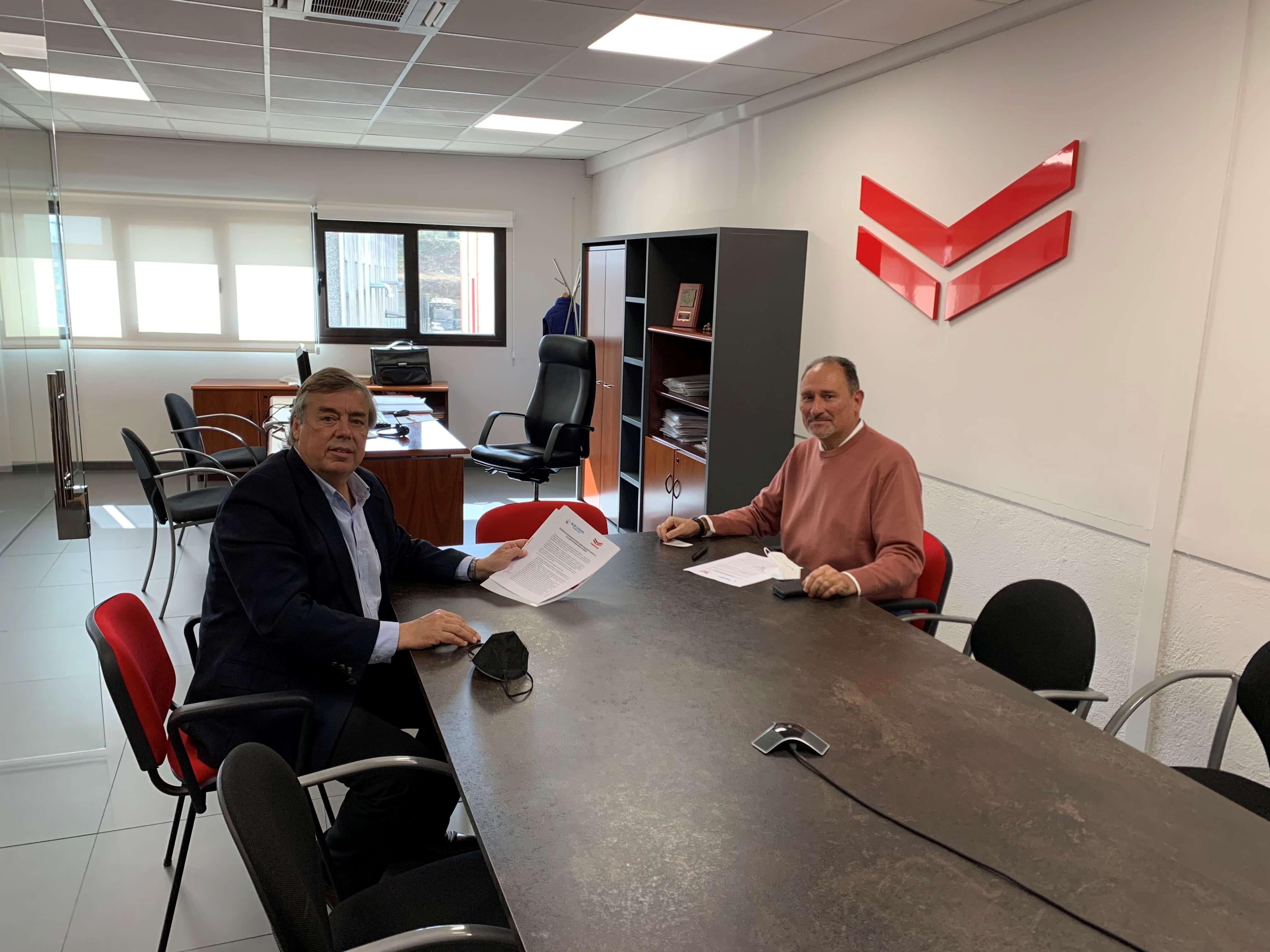 YANMAR EQUIPMENT IBERICA, ha firmado un convenio de colaboración con el proyecto Blue Carbon,