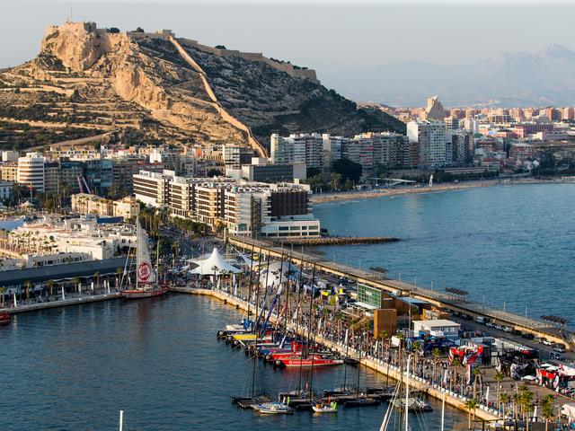 Alicante completa la ruta de ciudades sede para The Ocean Race Europe