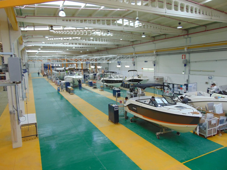 Brunswick amplía la capacidad de fabricación de embarcaciones en Portugal