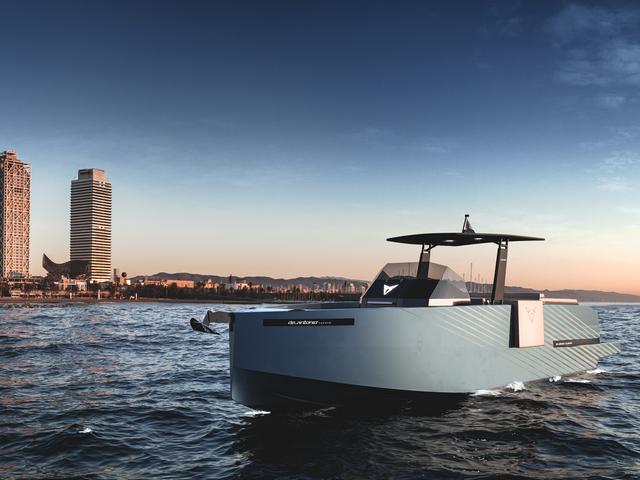 CUPRA lleva su ADN de alto rendimiento al mar con el De Antonio Yachts D28 Formentor