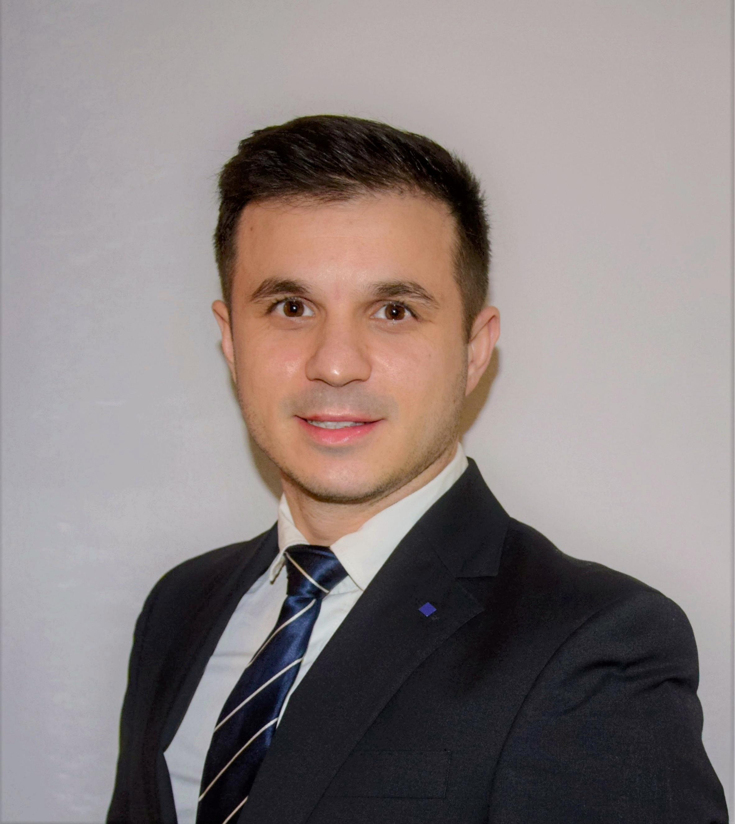 Andrei Pilu, director de Vetus Hispania.
