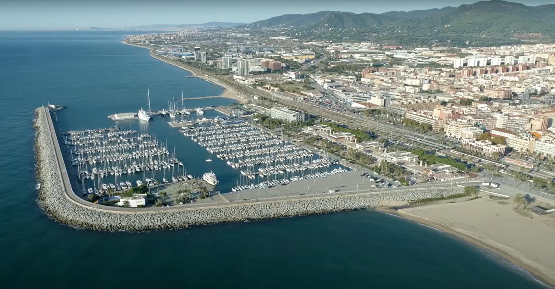 Nueva etapa del puerto de Mataró