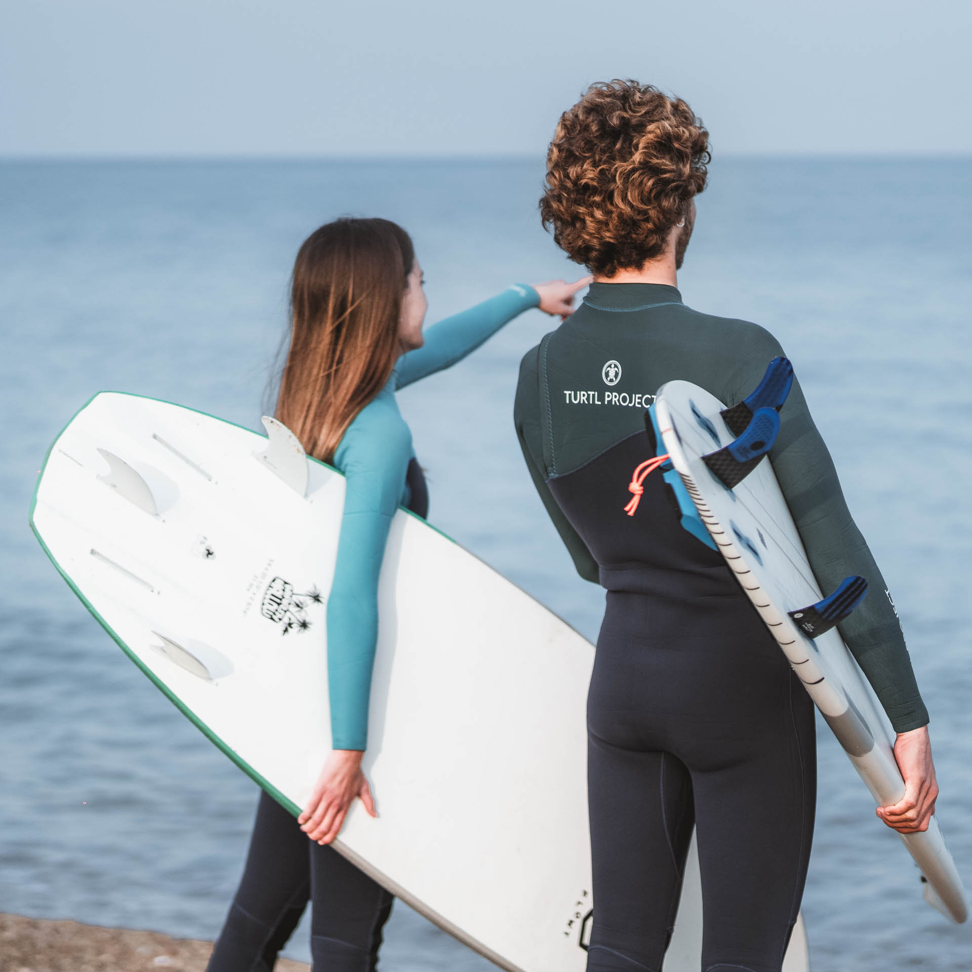 "Turtl Project – ""The ultimate sustainable wetsuit"""