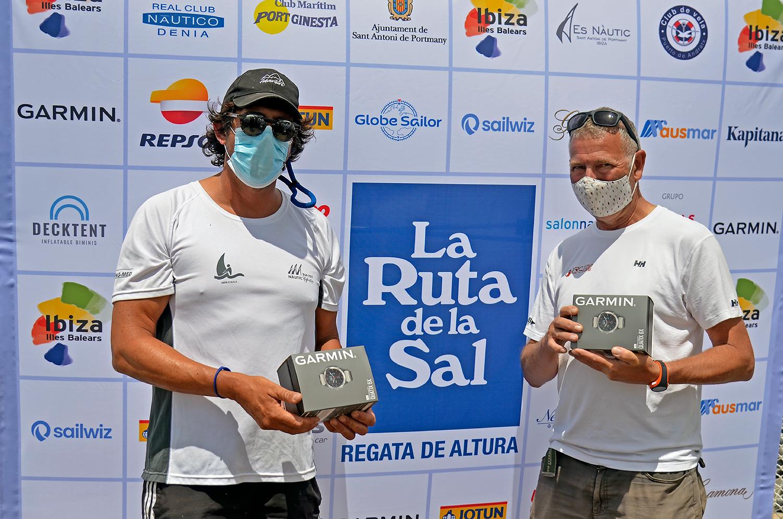 Denia, ganadores de La Ruta de la Sal 2021.