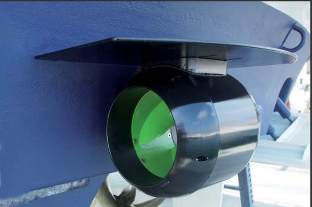 WaveMaster de DMS es un propulsor eléctrico de