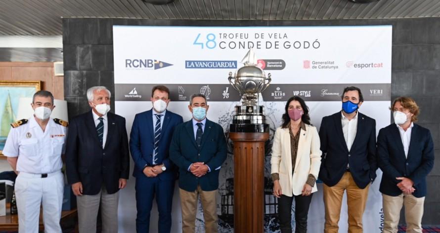 48ª edición del Trofeo de vela Conde de Godó