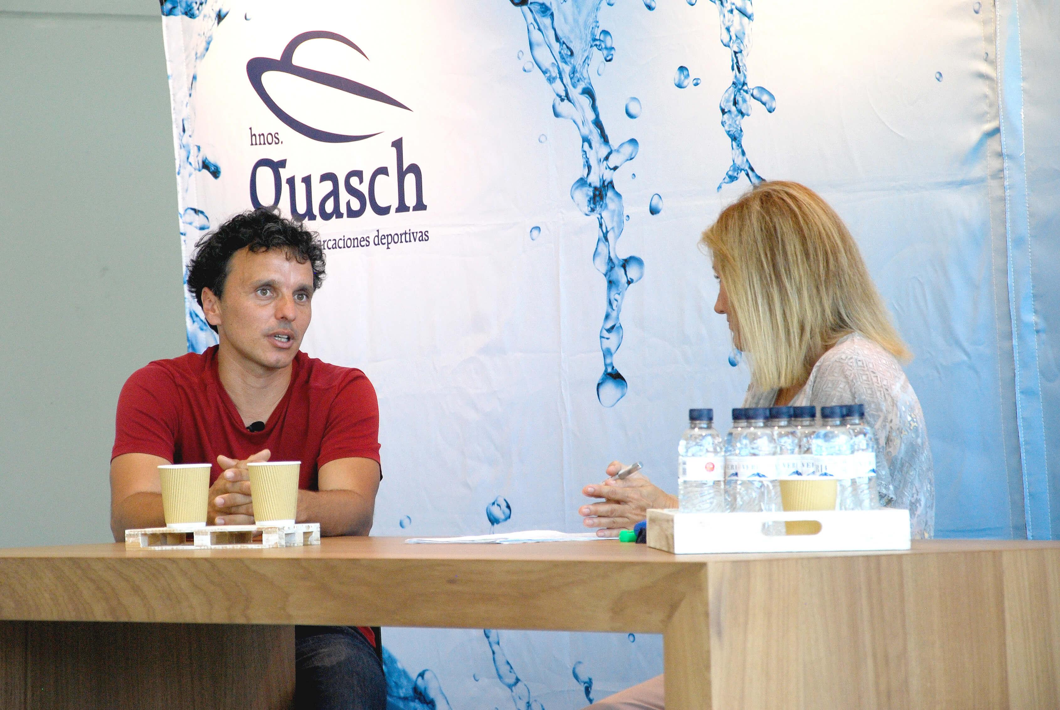 Didac Costa ya prepara su 3ª vuelta al mundo a vela en solitario con el apoyo de Hermanos Guasch