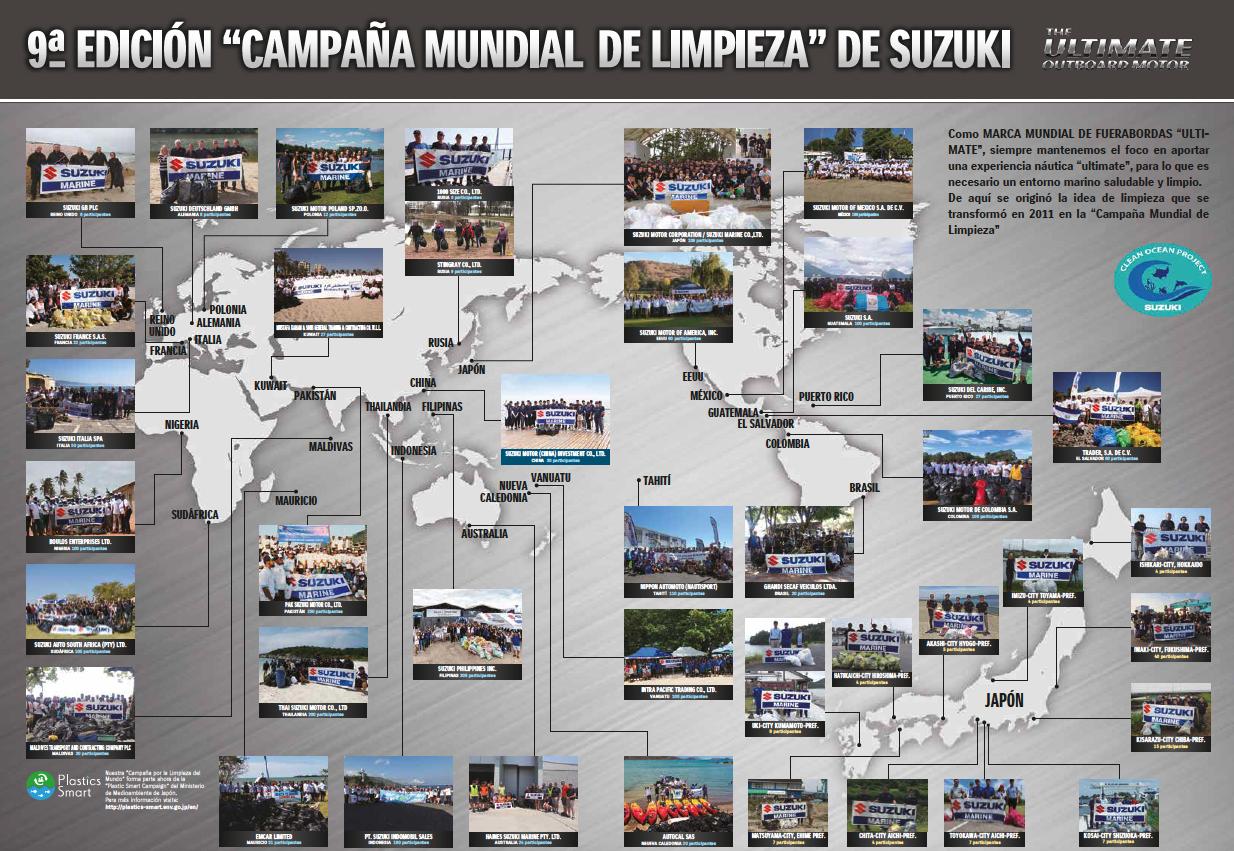Suzuki Marine y su compromiso con el medioambiente